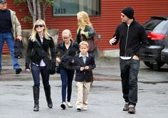 Jim Toth joined Reese Witherspoon's family in 2011. Reese's kids Ava and Deacon rounded out the foursome, who attend services together every weekend in LA.