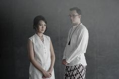 Tala: Indoor Prewedding Photo Session of Ratih and Friski -