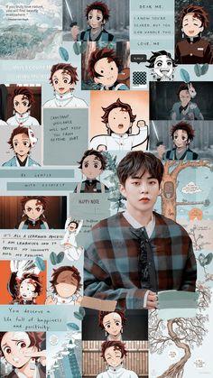 Exo Album, Exo Lockscreen, Exo Xiumin, Kim Min Seok, Kpop Aesthetic, Animes Wallpapers, Aesthetic Wallpapers, Are You Happy, Cute