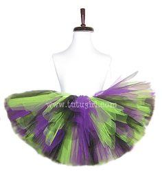 Joselyn   Girls PUNK ROCK PRINCESS tutu skirt for kids