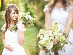 bouquet for garden weddings #daveandkate