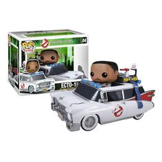 Ghostbuster Funko Pop Vinyls