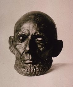 This striking life mask of Abraham Lincoln was made by sculptor Clark Mills about two months before the president's death in 1865. It captures the strain of the presidency on Lincoln's face—and preserves the president's familiar beard.