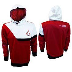 """Conçu pour l'entrainement des """"Assassins"""" ^^ Sweat-Shirt Assassin´s Creed Live By The Creed - 49.99€ - #Logostore"""