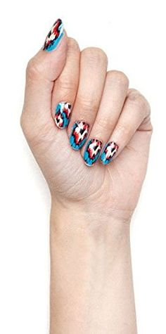 NCLA Nail Wraps (Secession Strikes) *** More info could be found at the image url.