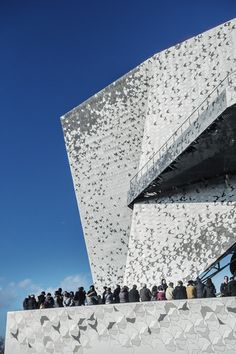 Philharmonie de Paris by Jean Nouvel. There are amazing architecture projects around the world. Here you can see every type of project, since buildings, to bridges or even other physical structures. Enjoy and see more at www.homedesignideas.eu