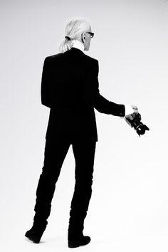 chanel, Karl Lagerfeld