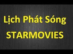 Lịch phát sóng Starmovies hôm nay