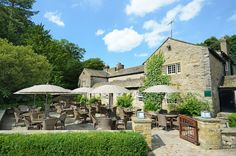 The Bull at Broughton has long been one of Yorkshire\\\'s landmark pubs.famous as much for its hospitality as it is for its beautiful location. Yorkshire England, Yorkshire Dales, Places To Eat, Great Places, Pub Signs, Hospitality, Cities, Restaurants, December
