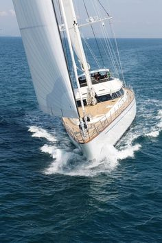 Perini Yacht Fivea