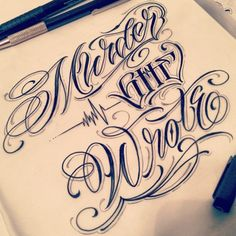 Tattoo Name Fonts, Tattoo Lettering Styles, Chicano Lettering, Text Tattoo, Tattoo Design Drawings, Tattoo Script, Name Tattoos, Lettering Design, Body Art Tattoos