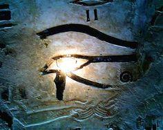 Eye of Horus, Seti 1 tomb, Egypt