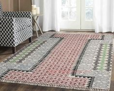 Art of living by IndianHomeTextiles Art Of Living, Home Living, Anthropologie Rug, Indian Rugs, Beige Carpet, Rustic Rugs, Large Rugs, Cool Rugs, Rugs On Carpet