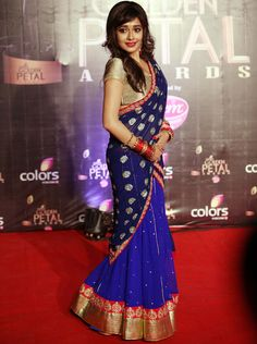plain net sarees with embroidery border - Google శోధన