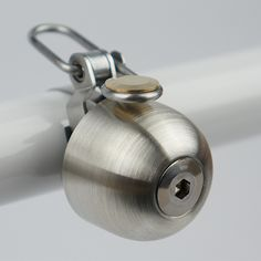 A handsome bike bell by spurcycle - Selected by Guest Pinner @xxgastronomista