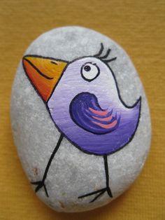 Malované kameny | na vážkách ateliér