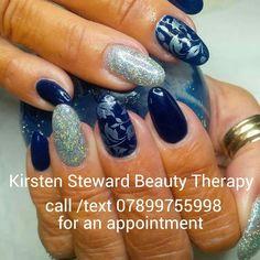 Artistic Colour Gloss Kirsten Steward Beauty Therapy nail art