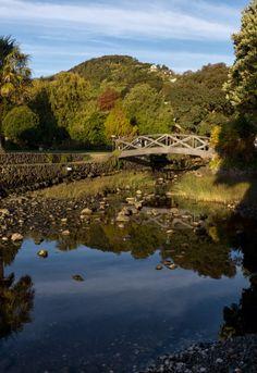 Jubilee Park, Akaroa, New Zealand
