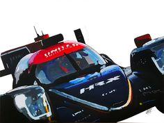 Zac Brown's United Autosports LMP2