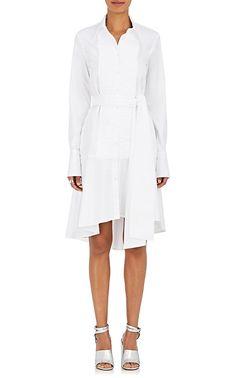 OSMAN Cotton Belted Shirtdress | Barneys New York