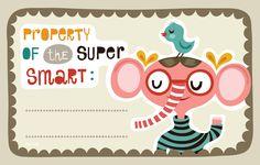 Super diy school supplies for girls free printables ideas Printable Labels, Free Printables, Name Tag For School, Diy For Kids, Crafts For Kids, Boxes And Bows, School Labels, Diy School Supplies, Diy Scrapbook