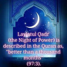 Laylatul Qadr is the holiest day of the year to the Muslim faith. GAU hopes that you find peace and forgiveness on this night. Allah Islam, Islam Quran, Shab E Qadar, Islamic Knowledge In Urdu, Ramadan Tips, Eid Prayer, Muslim Faith, Islam Marriage, Noble Quran