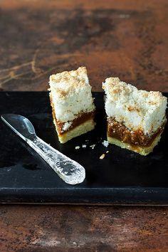 Divino Macaron: Lingotes de coco y dulce de leche