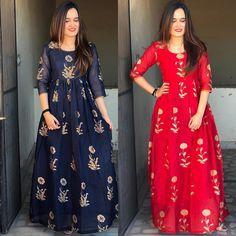 Ideas For Dress Pattern Modest Outfit Indian Dresses, Indian Outfits, Stylish Dresses, Cute Dresses, Maxi Dresses, Frock Patterns, Ethnic Dress, Designer Gowns, Designer Wear