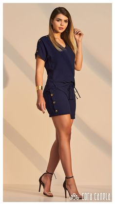 Casual Summer Outfits, Chic Outfits, Fashion Outfits, Blouses For Women, Pants For Women, Types Of Clothing Styles, Filipino Fashion, Western Outfits, Well Dressed