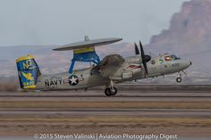 "https://flic.kr/p/BKpD9Y | Northrop Grumman E-2 Hawkeye | 165820 Carrier Airborne Early Warning Squadron 112 (VAW-112) ""The Golden Hawks"" Phoenix-Mesa Gateway Airport, AZ USA"