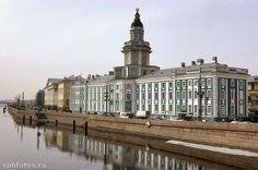Санкт-Петербург. Кунсткамера