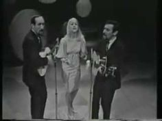 Peter, Paul and Mary - If I Had A Hammer (1963 performance) (2nd or 3rd song Dad learned on the guitar)