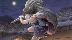 Tags: Wallpaper, Mononoke Hime, Studio Ghibli, San (Mononoke Hime), Chiaki Rakutarou