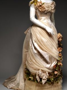 Evening Dress by the House of Worth