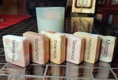 Try the soap that seems to make everything better. Try LuLu's Lavish Lathers. You'll be pleasantly surprised if you do. Essential Oils Soap, Reduce Inflammation, Soaps, Healing, Calm, How To Make, Bath Soap, Lotion Bars, Recovery
