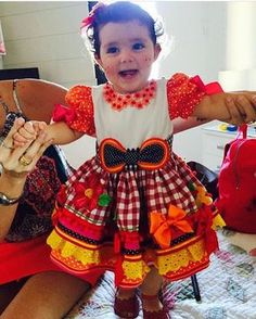 9 melhores imagens de vestidos festa junina  c78a7cf882a