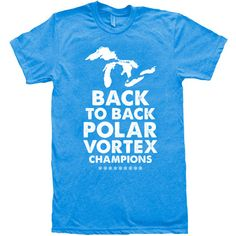 Back To Back Polar Vortex Champions by MustBeMichigan on Etsy