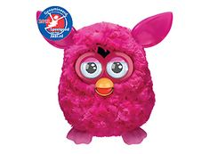 Furby Pink Puff