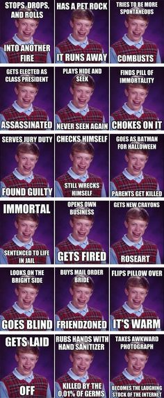 Best of Bad Luck Brian