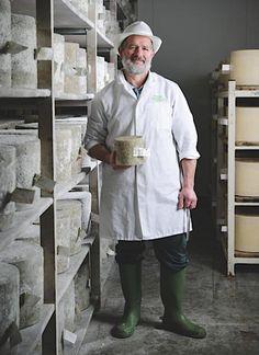 Food hero: meet cheesemaker George Keen | Countryfile.com