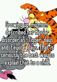 """As always, I can see the picture when Joan shows it so clearly. Can you? """"Tigger and Eeyore"""""""