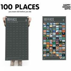 Gadget 100 Places