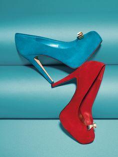 Dolce Vita Bunny Pumps belk.com #belk #color