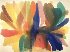 Morris Louis's 'Point ofTranquility'
