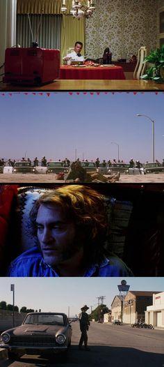 Inherent Vice (2014)   dir. Paul Thomas Anderson   DoP. Robert Elswit