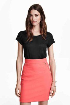 Pouzdrová sukně | H&M