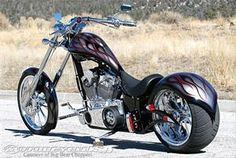Big Bear Choppers Sled Chopper... one of the last before the transition.