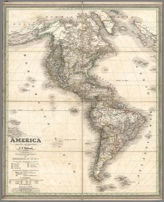 20 Free Vintage Map Printable Images | And ideas for displaying a map, or groups of maps