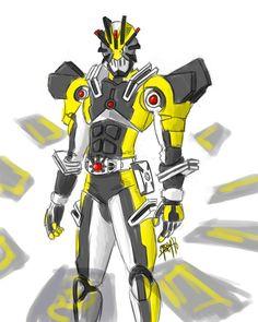 0266: kamen rider Destroy by Agito666