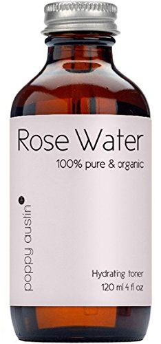 :) Just ordered: FINEST Rose Water Facial Toner by Poppy Austin® A Delicate, Sumptuous and Triple Purified Organic Rosewater, Made by Hand and Responsibly Sourced, This is one of Morocco's Best Skin Care Products. A 100% Pure Rose Water, Rich in Vitamin A and C, it is Packed With Natural Antioxidants and Anti-Inflammatory Qualities. Perfect for Reviving, Hydrating and Rejuvenating Your Face and Neck. Six Months Supply in Just One Bottle. Guaranteed to Work Wonders For Your Skin Poppy Austin…